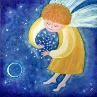 Ангел снов