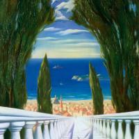 Спускаясь к Средиземному морю