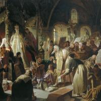 Никита Пустосвят. Спор о вере