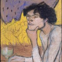 Пабло Пикассо. Абсент