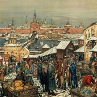 Новгородский торг