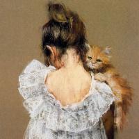 Каэтано де Аркер Буигас. Рыжий кот