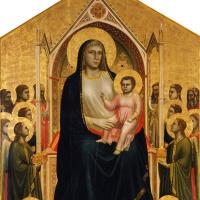 Джотто ди Бондоне. Мадонна из собора Оньиссанти