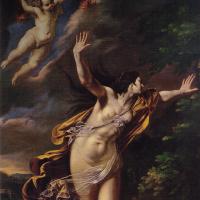 Artemisia Gentileschi. Aurora