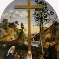 Джованни Беллини. Плач над мертвым Христом