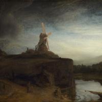 Rembrandt Harmenszoon van Rijn. Mill