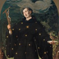 Juan Pantoja de la Cruz. San Nicolás de Tolentino