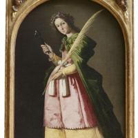 Франсиско де Сурбаран. Св. Аполлония