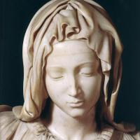 Пьета (Оплакивание Христа). Фрагмент