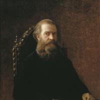 Николай Николаевич Ге. Портрет Петра Аркадьевича Кочубея