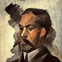 Пабло Пикассо. Портрет Мануэля Пальяреса