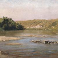 The Oka River