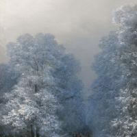 Ivan Aivazovsky. Winter landscape