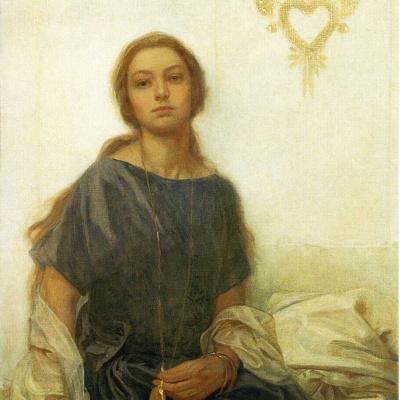Портрет Ярославы