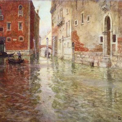 A Spot in Venice