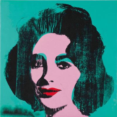 Andy Warhol. Liz