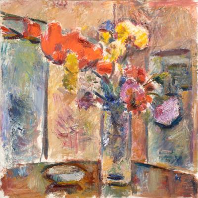 Herman Pavlovich Yegoshin. Nt Flowers