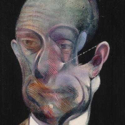 Study For Portrait (Michel Leiris)