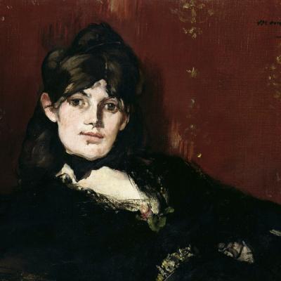 Portrait of Berthe Morisot