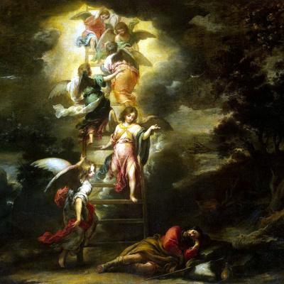 Сон Иакова (Лестница Иакова)