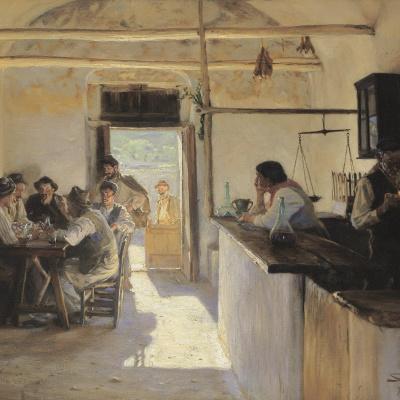 Tavern in Ravello