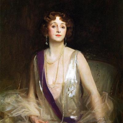 Grace Elvina, Marchioness Curzon of Kedleston