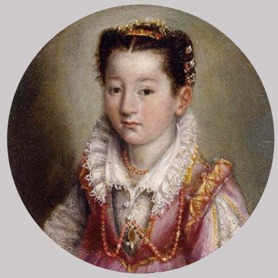 Лавиния Фонтана. Портрет девочки