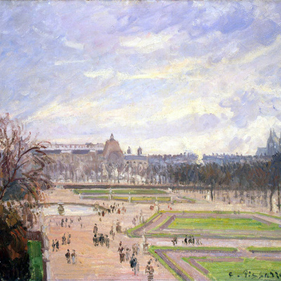 The Tuileries Garden