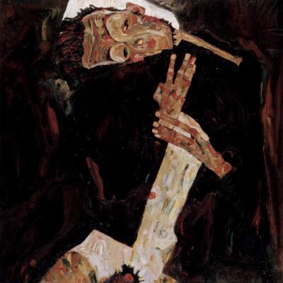 Egon Schiele. Lirik