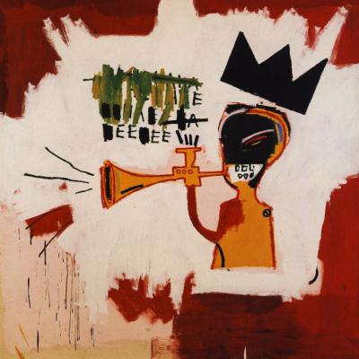 Jean-Michel Basquiat. Pipe