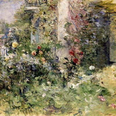 The Garden at Bougival