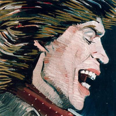Энжел Бальтазар. Эмоциональный портрет 3