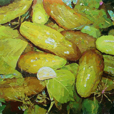 Michael Mine. Pickles
