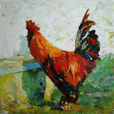 Михаил Рудник. Cock No. 41