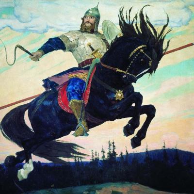 Heroic gallop
