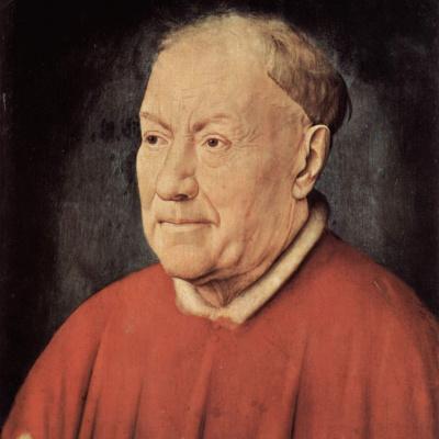 Портрет кардинала Николаеса Альбергати