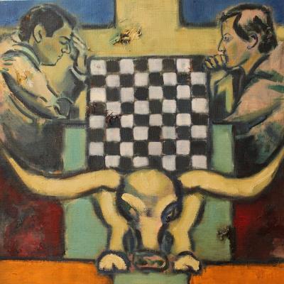 Nathan. Chess players