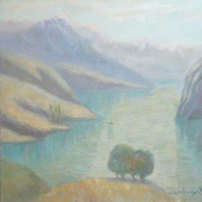 Oksana Viktorovna Zalevskaya. Silence