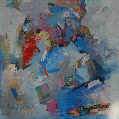 Vasily Ivanovich Kryukov. Abstraction