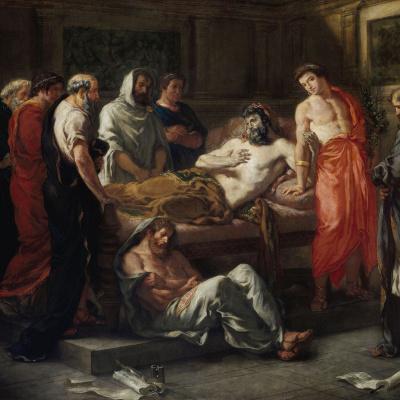 The Death Of Marcus Aurelius