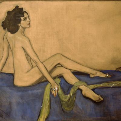 Portrait Of IDA Rubinstein