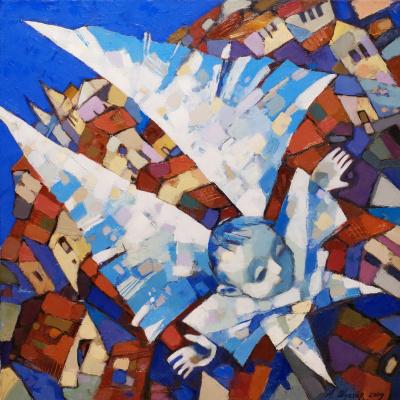 Andrey Anatolyevich Shustov. At low altitudes