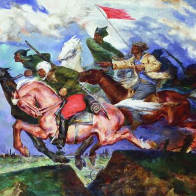 Даешь Варшаву! 1929