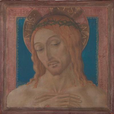 Маттео ди Джованни. Христос в терновом венце