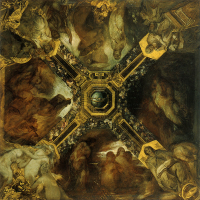 Hans Makart. Ring Of The Nibelungs