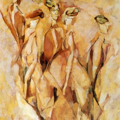 Portrait of Dulcinea