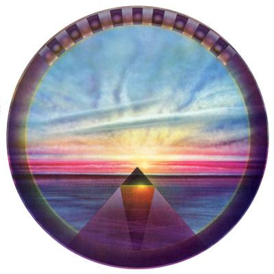 Томас Акави. Пирамида в закате