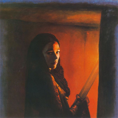 Альберто Донэр. Свет от свечи