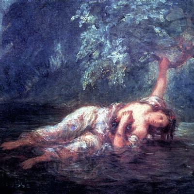 Смерть Офелии