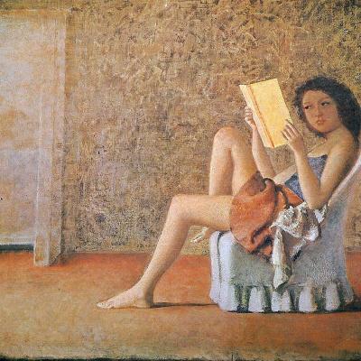 Katya reads